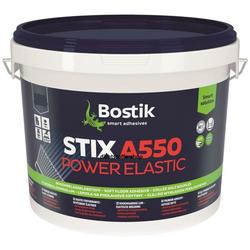 Bostik Stix A550 Power Elastic PVC-Lino-Vinyl Belag Kleber Klebstoff 13kg Eimer