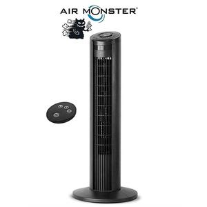 Turmventilator mit Fernbedienung Towerventilator Ventilator Standventilator