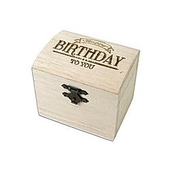 """Schatzkiste """"Happy Birthday"""""""""""""""