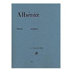 Asturias. Isaac - Asturias Albéniz  - Buch