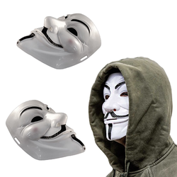 6x Vendetta Guy Fawkes Maske Anonymous Occupy Party
