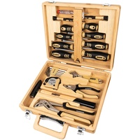 Brüder Mannesmann Werkzeuge Werkzeugset, 24-tlg.