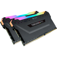 Corsair Vengeance RGB PRO DDR4-2666 Kit schwarz,
