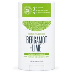SCHMIDTS Deo Stick Signature Bergamot & Lime 75 g