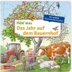 Hör mal: Das Jahr auf dem Bauernhof S