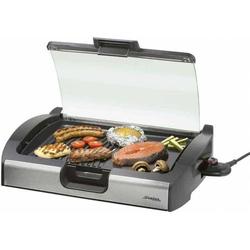 Steba Barbecue-Tischgrill VG 200 sw/Glas