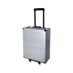 Valise de Bricolage, Malette à Outils, Avec mallette en aluminium et poignée télescopique, 251