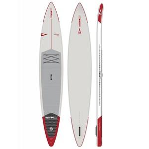 SIC SUP Board Air Glide Bullet aufblasbar race 14'0 touring 2019, Board Maße: 14'0''