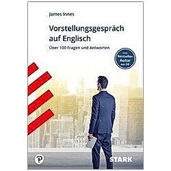 Vorstellungsgespräch auf Englisch. James Innes  - Buch