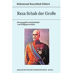 Mohammad Reza Schah Pahlavi  - Buch