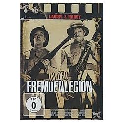Dick & Doof In Der Fremdenlegion - DVD  Filme