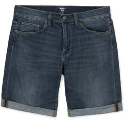 Carhartt Wip - Swell Short Blue Dar - Shorts - Größe: 34 US