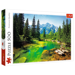 Trefl Puzzle Trefl 37117 Tatra Berge 500 Teile Puzzle, 500 Puzzleteile