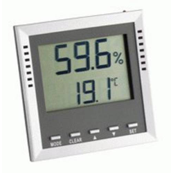 TA 100 Temperatur-Feuchtemessgerät