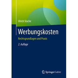 Werbungskosten als Buch von Ulrich Stache