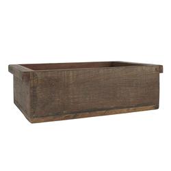 Ib Laursen Holzkiste Ib Laursen - Holzkiste Unika (2387-00) 30x43cm Alt Holz Kiste Box Shabby
