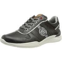MUSTANG Herren 4138-307 Sneaker, Stein, 43