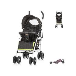 Chipolino Kinder-Buggy Kinderwagen Buggy Sisi, Kollektion 2018, Buggy, Rückenlehne einstellbar schwarz