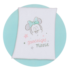 Krabbeldecke, Disney Baby, Disney Babydecke Minnie Mouse Flauschdecke Kuscheldecke Krabbel Decke Tagesdecke
