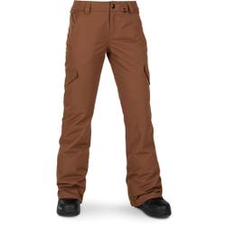 Volcom - Bridger Ins Pant Copper - Skihosen - Größe: L