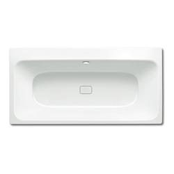 Kaldewei Asymmetric Duo Badewanne 190 × 100 × 40 cm… weiß alpin