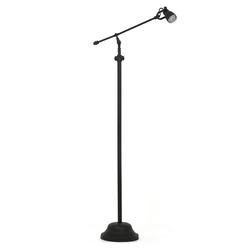 Stehlampe Kody Schwarz