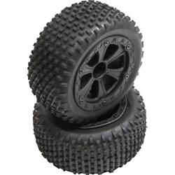 Absima 1230061 Ersatzteil Reifen komplett hinten