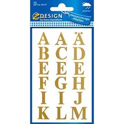 36 AVERY Zweckform Klebebuchstaben 59127 Buchstaben A-Z