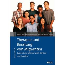 Therapie und Beratung von Migranten: eBook von