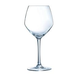 Chef & Sommelier Bierglas Beer Premium, Biertulpe Bierglas 470ml Krysta Kristallglas transparent 6 Stück Ø 9.7 cm x 21.4 cm