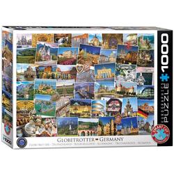 Globetrotter Deutschland (Puzzle)