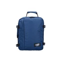 Cabinzero Rucksack Mini, Polyester blau