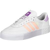 cloud white/haze coral/shock purple 40