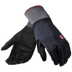 Revit Grizzly WSP Ondergoed handschoenen, zwart, S