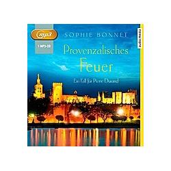 Provenzalisches Feuer  MP3-CD - Hörbuch
