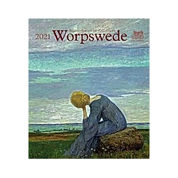 Worpswede 2021 - Kalender