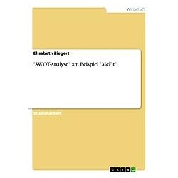 SWOT-Analyse am Beispiel