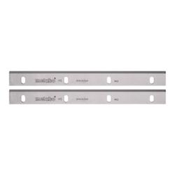 Metabo HSS Hobelmesser-18%W 310x20x3mm / 2-Einstellnuten HC 333