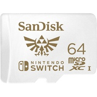 SanDisk microSDXC 64GB UHS-I/Nintendo Switch