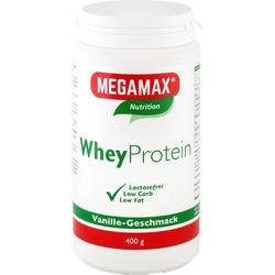 WheyProtein Lactosefrei Vanille