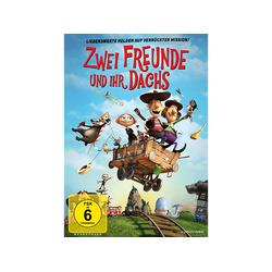 Zwei Freunde und ihr Dachs DVD