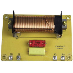 Eminence EPXB500 Low-Pass Filter 500Hz Lautsprecher-Frequenzweiche