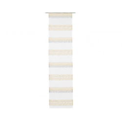 Flächenvorhang VANOSSA senf (BH 60x245 cm) Gözze