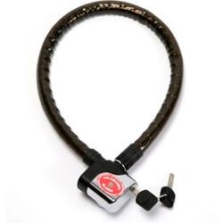 Lock Alarm 1412 Heavy Duty Sicherheitsschloss, 1,2m Länge, Alarmton von 110 Dezibel