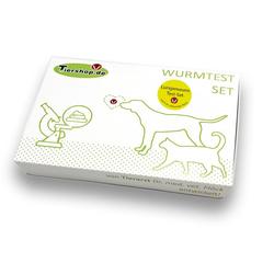 Lungenwurm Test-Set Hund - Kotuntersuchung