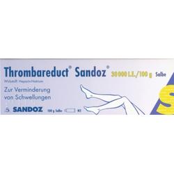 Thrombareduct Sandoz 30000 I.E./100g Salbe