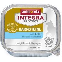 Animonda Integra Protect Harnsteine mit Lachs 16 x 100 g
