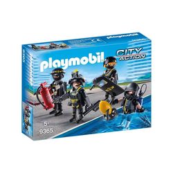 Playmobil® Spielwelt PLAYMOBIL® 9365 - City Action - SEK-Team