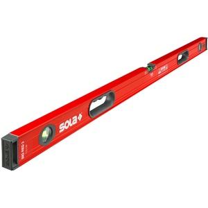 Sola Wasserwaage Aluminium BIG RED3, 120cm mit 2 Handgriffen