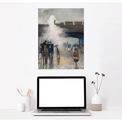 Posterlounge Wandbild, Alexanderplatz 60 cm x 80 cm